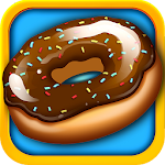 Donut Maker Cake Cream Dessert Icon