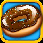 Donut Cake Cream Dessert Maker Icon