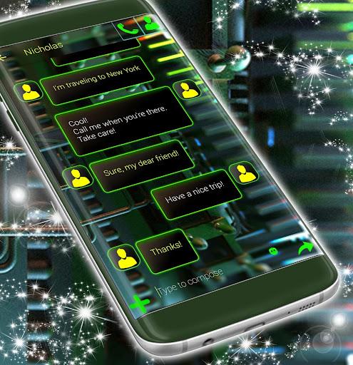 Theme for Messenger 1.277.13.14 screenshots 3