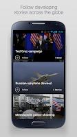 Screenshot of Yahoo - News, Sports & More