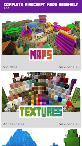 Brently Mods Collector screenshot 1