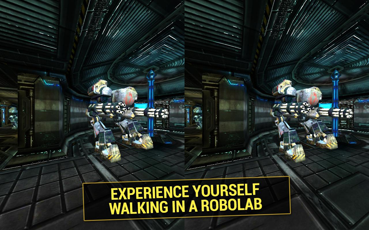 RoboLab VR : Science Fiction- screenshot