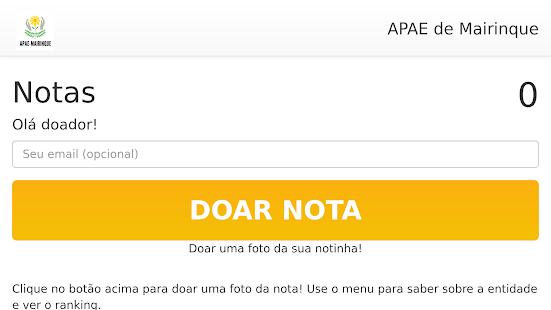 App APAE de Mairinque NotaBê APK for Windows Phone