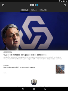 Observador- screenshot thumbnail