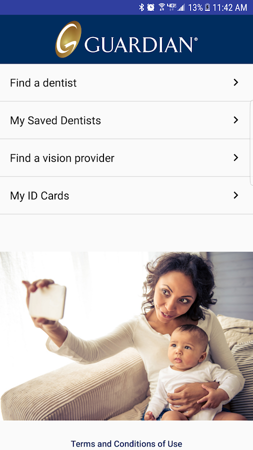 Find a Provider & ID Cards- screenshot