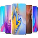 Stock Wallpaper Note 9 QHD - Note 9 Background icon