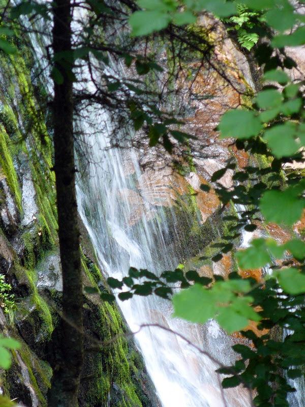 водопад Орфей