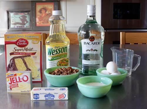Christmas Rum Cake   The Pioneer Woman Cooks   Ree Drummond Recipe