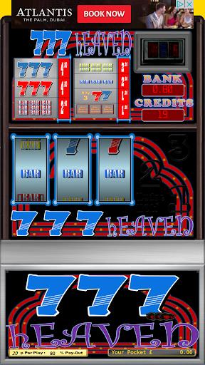 777 Heaven : Connected Sim - UK Classic Slot 9.0 screenshots {n} 7