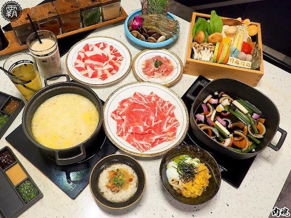 肉魂鑄鐵料理,改版新菜色,雙人平日超值套餐,精緻內容吃肉肉沒負擔!(崇德路美食/台中火鍋/試吃)
