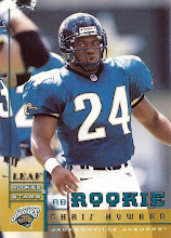 Photo: Chris Howard 1998 Leaf Rookies and Stars RC