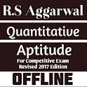 RS Aggarwal Quantitative Aptitude OFFLINE icon