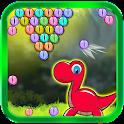 Bubble Shooter Dinosaur icon