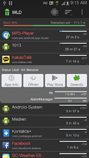 Wakelock Detector [FULL PACK] Screenshot