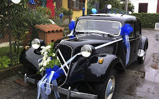 Citroen Traction Avant Rent Lombardia