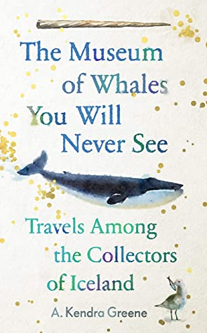 'The Museum of Whales You Will Never See' is an elegantly written and beyond quirky read.