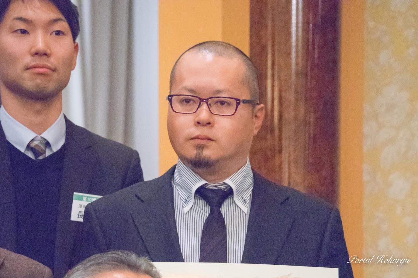 チームノースドラゴン・高田昌幸 代表