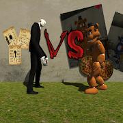 Slenderman VS Freddy The Fazbear APK