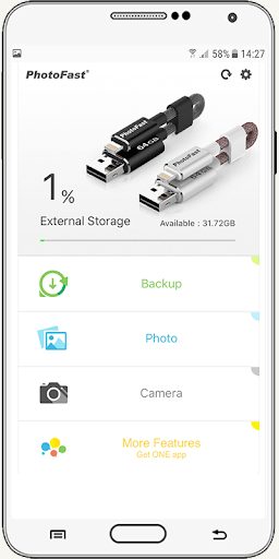 usb otg settings driver connect phone for android 3.6 Screenshots 6