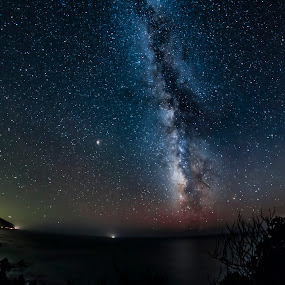 by Cerey Runyon - Landscapes Starscapes