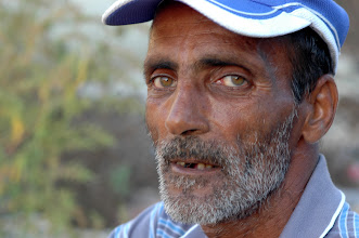 Photo: Omar AlAdasi, who lost his home last year and is homeless