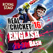 Real Cricket™ 16: English Bash APK
