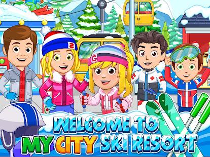 Minha cidade: Estação de esqui