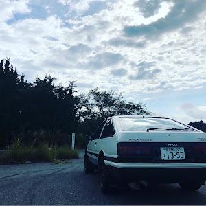 スプリンタートレノ AE86 AE86 GT-APEX 58年式のカスタム事例画像 lemoned_ae86さんの2018年10月11日09:37の投稿