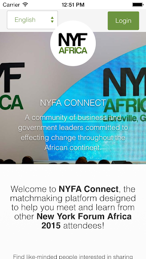 New York Forum Africa 2015