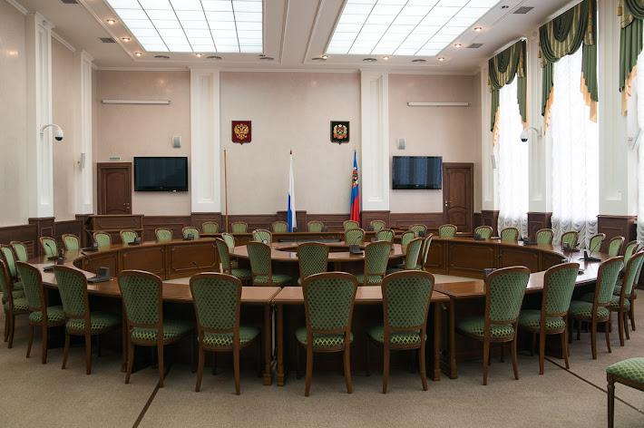 Фото №10 зала Центр отдыха «Притомье»
