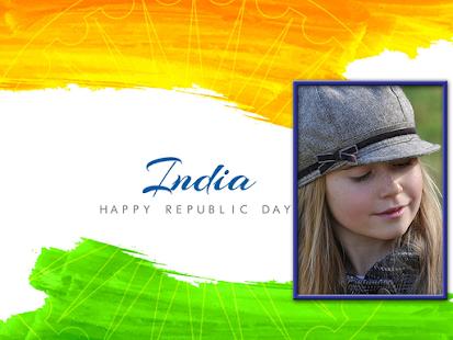 Republic Day Photo Editor 2018 - náhled