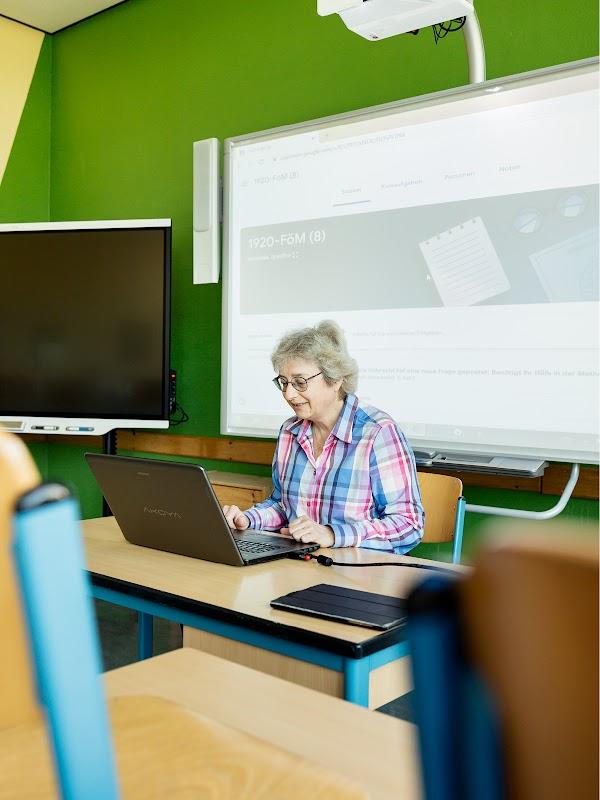 Digitaler Unterricht mit Classroom
