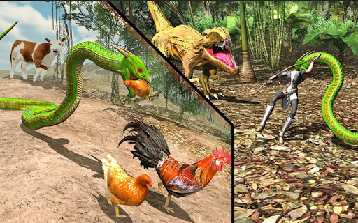 Hungry Snake Hunting - Expert Simulator 1.13 screenshots 6