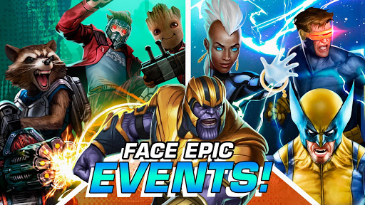 MARVEL Puzzle Quest: Join the Super Hero Battle! screenshot 22