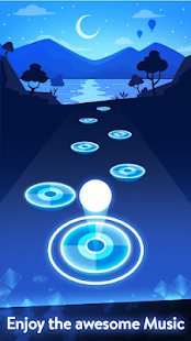 Game Pink Tiles Hop 3D - Dancing Music Game APK for Windows Phone