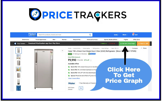 Price Trackers Extension [Fast Drop Alerts]