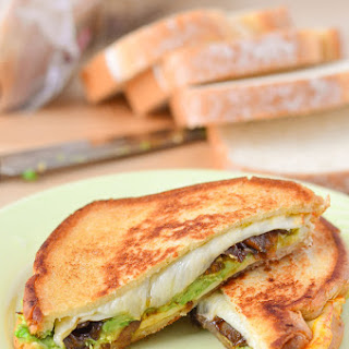 The American Muenster Grilled Cheese Sandwich.