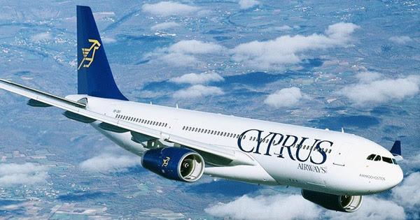 Авиаперевозки из Кипра