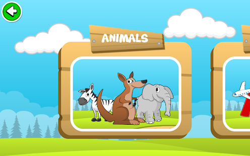 Kids Preschool Puzzles- screenshot thumbnail