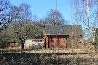 Photo: Militærstationen ved Roskildevejen