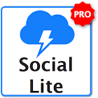 Social Lite for Facebook icon
