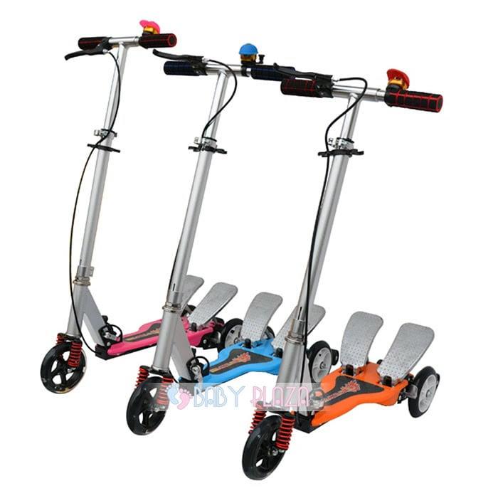 Xe trượt scooter có bàn đạp cho bé Q8 1