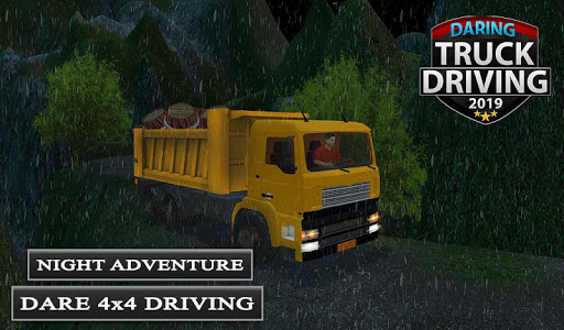 Offroad Transport Truck Driving - Jeep Driver 2019  screenshots 14