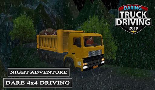 Offroad Transport Truck Driving - Jeep Driver 2020 1.0.6 Screenshots 14
