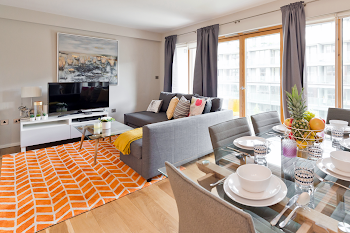Forbes Quay Street Serviced Apartment, Temple Bar
