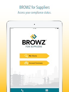 BROWZ for Suppliers- screenshot thumbnail