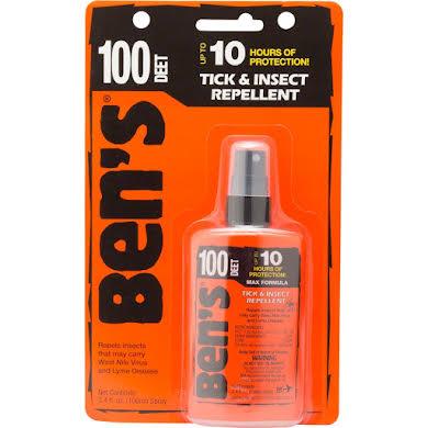 Adventure Medical Kits Ben's 100 MAX Insect Repellent - 3.4oz Pump