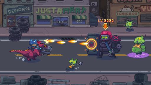 Cat Gunner: Super Zombie Shooter Pixel filehippodl screenshot 6