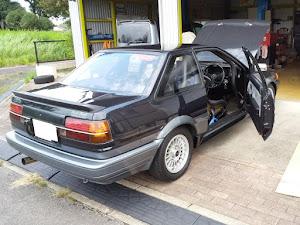カローラレビン AE86 1987年式 AE86 COROLLA LEVIN GTーAPEX Sport Packageのカスタム事例画像 破嵐万丈さんの2018年09月16日12:56の投稿