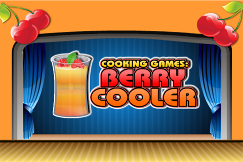 Cooking Game : Berry Cooler